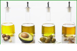 types of oils for the skin